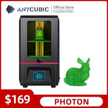 ANYCUBIC Photon SLA 3D Printer UV Resin 2K LCD 3D Printers Off-Line Printing Impresora 3d drucker Printer Kit