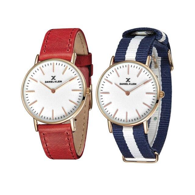 Наручные часы Daniel Klein DK10845-6 женские кварцевые на кожаном ремешке