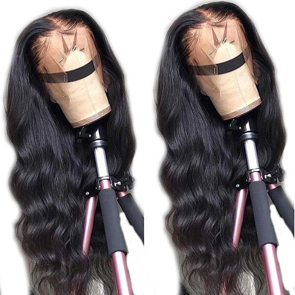 LS Hair Lace Frontal Human Hair Wigs Body Wave 360/13*4 Lace Frontal Wig For Women Brazilian 360 Lace Frontal Human Hair Wigs
