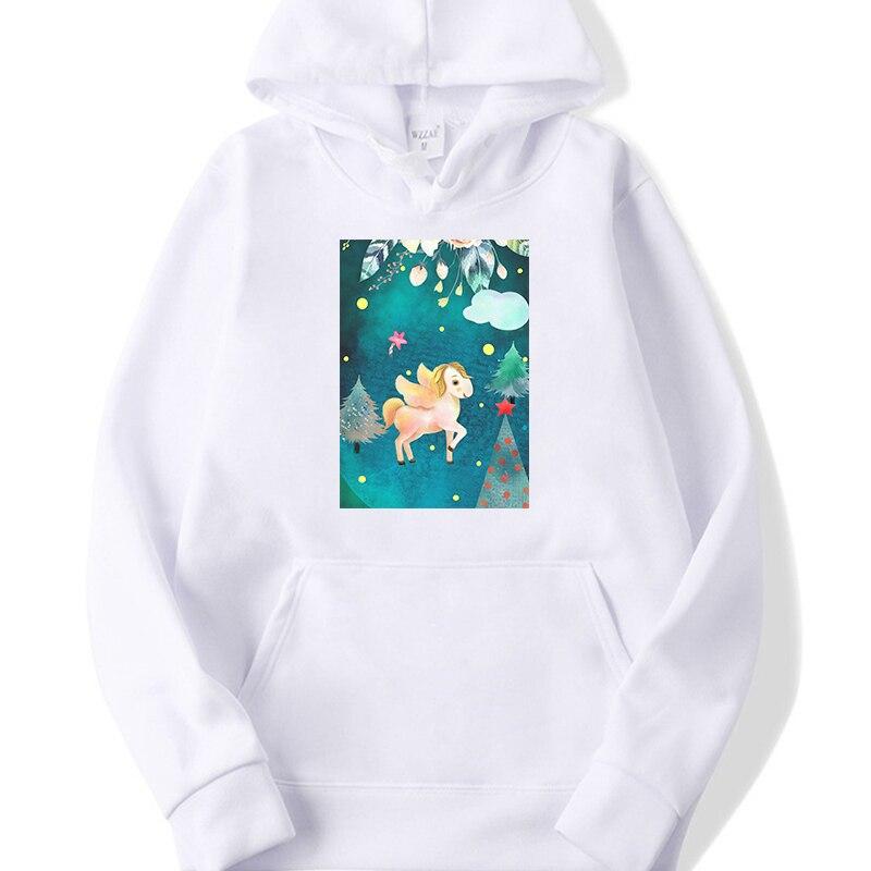 2019 Hot Sale Hoodies Women'S Cute Christmas Girl Hoodie Casual Sweatshirt Long Sleeve thick Warm Tops - 4
