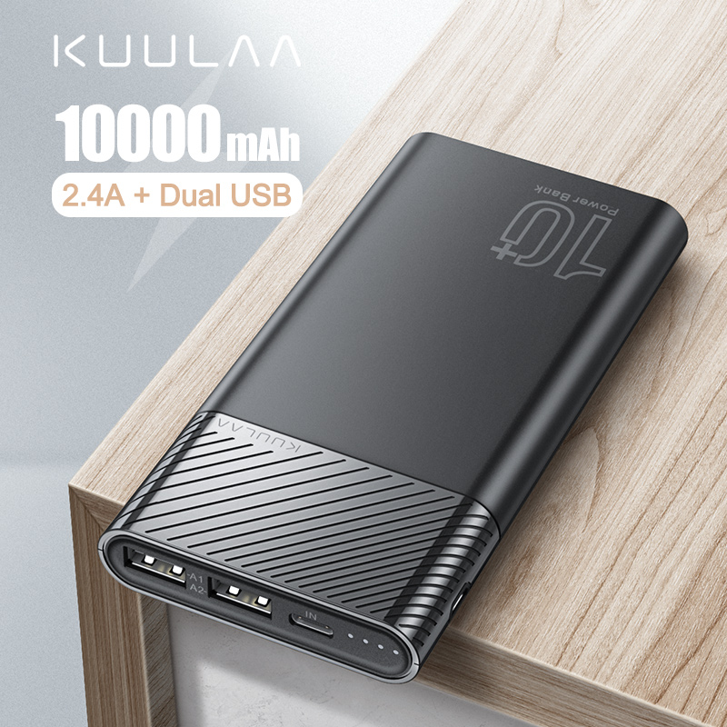 KUULAA Power Bank 10000 мАч QC PD 3,0 PowerBank Быстрая зарядка портативное зарядное устройство Poverbank для xiaomi mi 9 8 iPhone 11 X pawer bank|Внешние аккумуляторы|   | АлиЭкспресс