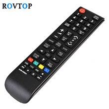 Для телевизоров Samsung Дистанционное Управление AA59-00602A AA59-00666A AA59-00496A AA59-00741A ЖК-дисплей светодиодный смарт ТВ не Батарея Z2