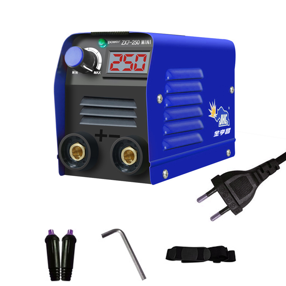 Tools : Portable Household Spot Welders Mini Electric Spot Welding Machine Digital Soldering Equipment with LEDs Display