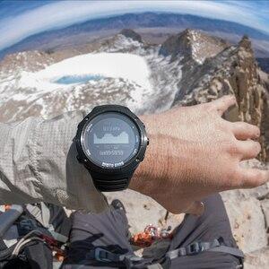 Image 4 - North Edge 디지털 시계 방수 시계 스테인레스 스틸 시계 세계 시간 나일론 시계 밴드 LED 시계 남자 reloj hombre ALTAY2