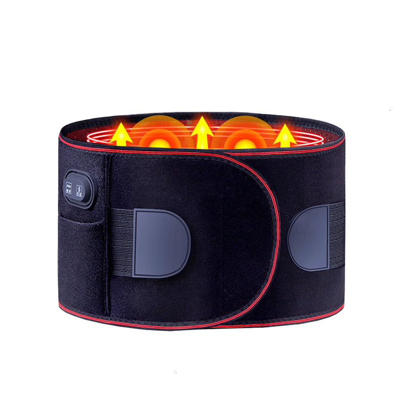 Charge Heating Protect Belt Keep Warm Hot Compress Waist Massage Fever Belt Ma'am Warm The Stomach And Protect The Waist