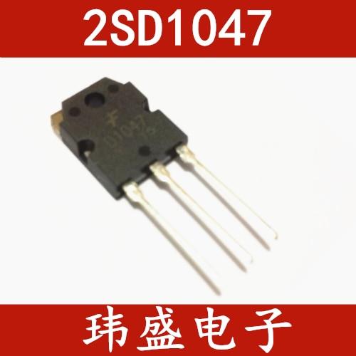 10pcs/lot   D1047    2SD1047 TO-3P thumbnail