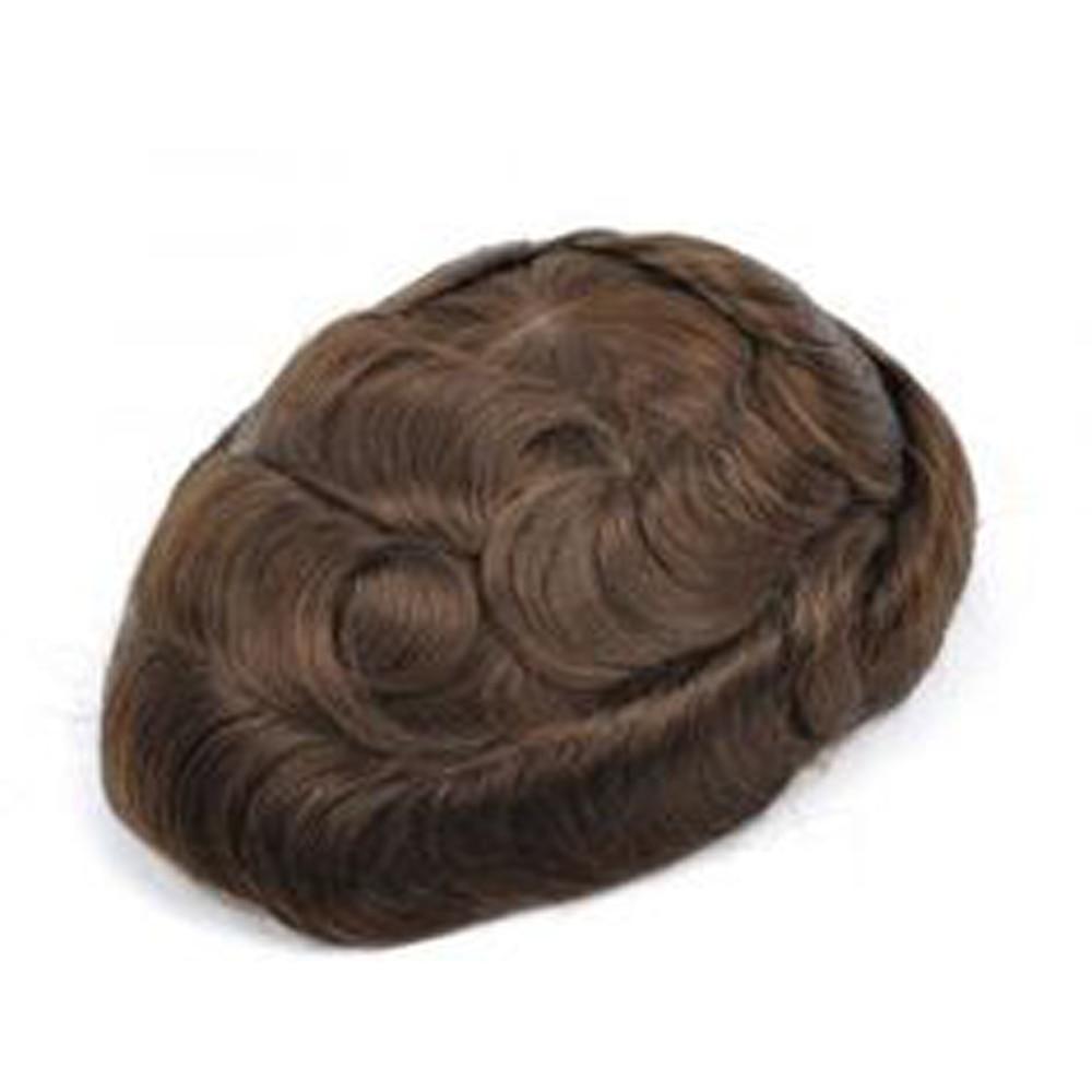 Купить bymc два цвета натуральные пряди волос мужской парик индийские