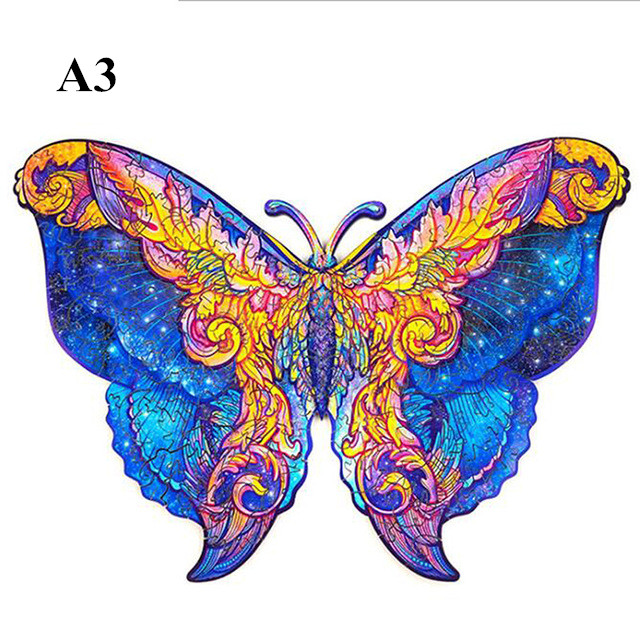 A3 Butterfly
