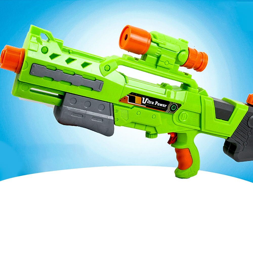 Water Gun Toy Blaster 32cm Summer Pool Beach Garden Party Outdoor Game Squirt Pistol Spray Toy Christmas Xmas Gifts For Kids