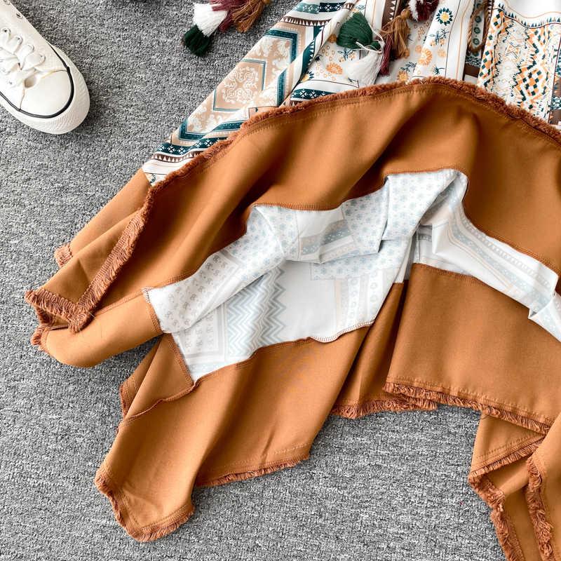 Czeska plaża seksowna sukienka koreański Vintage damskie sukienki Vestidos wiosna letnia sukienka kobiety ubrania 2020 Ropa Mujer ZT5145