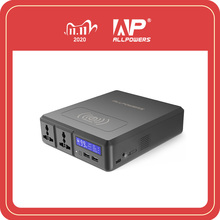 Портативное зарядное устройство ALLPOWERS, 154 Вт, 41600 мАч, с USB