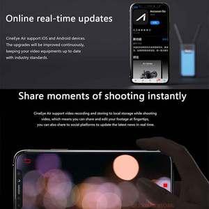 Image 4 - Accsoon CineEye אוויר 5G WIFI אלחוטי משדר עבור iPhone Andriod טלפון וידאו 1080P Mini HDMI שידור vs Hollyland מאדים x