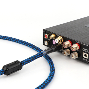 Image 5 - مرحبا نهاية 2/3/5ft مطلية بالذهب السمعية USB DAC كابل A إلى B OCC الصوت الحبل Hifi الصوت كابل يو اس بي