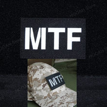 Procedimentos especiais de contenção fundação segura conter proteger remendos scp ir emblemas remendo mtf applique para jaqueta saco jeans