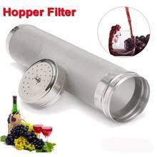 Filtre à bière araignée en acier inoxydable, cartouche filtrante avec crochet, pour bière et thé, bouilloire, filtre de brassage, pour la cuisine