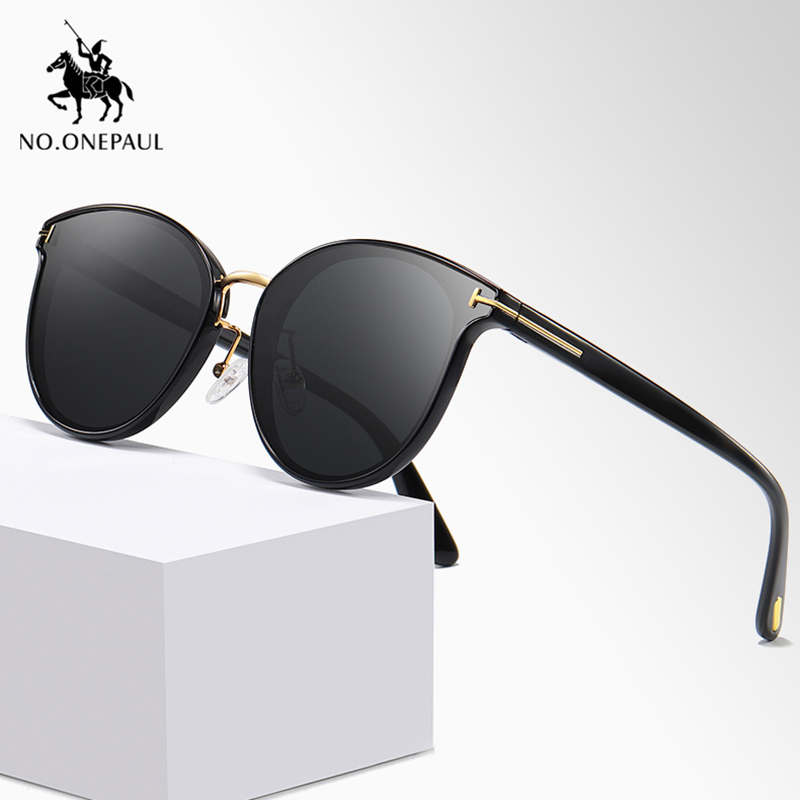 NO.ONEPAUL Polarized Square Metal Frame Male Sun Glasses Fishing Driving Sunglasses Brand NEW Fashion Sunglasses Men UV400