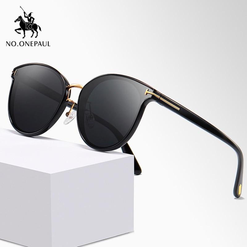 NO.ONEPAUL Polarized Square Metal Frame Male Sun Glasses Fishing Driving Sunglasses Brand NEW Fashion Sunglasses Men UV400