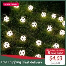 JSEX Сказочный светильник с удаленной веревкой, праздничный шар гирлянды, светодиодный светильник на открытом воздухе, Рождественская елка, свадьба, Домашняя Свеча, поддельное украшение