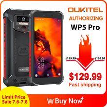 Oukitel prova água smartphone 8000mah android 5.5 polegadas 4gb 64gb