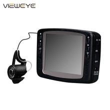 Камера для подводной рыбалки ViewEye 8, инфракрасная лампа 1000 ТВЛ, цветной экран 3,5 дюйма, камера для подледной рыбалки, визуальное видео, рыболокатор