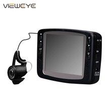 ViewEye 8 lampada a infrarossi IR 1000TVL schermo a colori da 3.5 Kit videocamera per pesca subacquea sul ghiaccio Video visivo fishfinder Fishcam