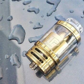 QP design – réservoir M25 RTA de 25mm de diamètre, capacité de 5.5ml, double bobine simple, réservoir de remplissage RTA 810
