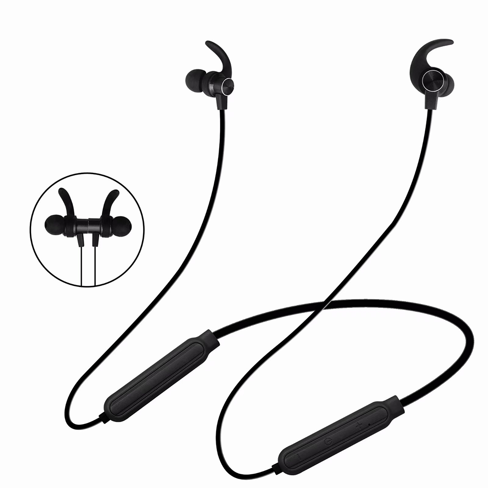 PunnkFunnk Bluetooth Earphone Wireless Sport  noise canceling headphone Bluetooth 5 0 Magnetic Stereo  gaming headset  ear buds