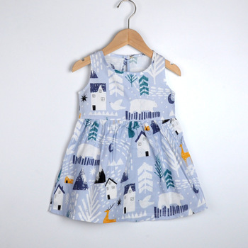 2019 Girls Dresses Summer Kids Clothes Children Sleeveless Print Princess Dress Elegant 1 2 3 4 5 6 7 8 Year Girl Dress girls dress summer children bohemia maxi dress floral princess party long dresses for girls 3 4 5 6 7 8 9 10 years girl clothes