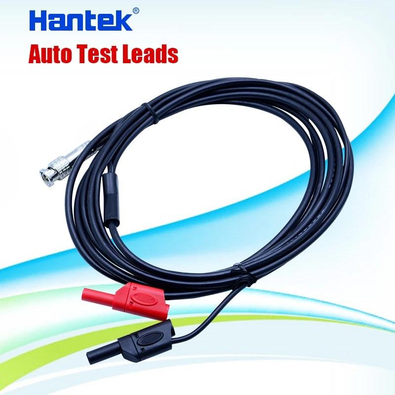 1PC Hantek Heavy Duty Auto Test Lead 3M BNC to Banana Adapter Cable HT30A