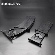 1 piece Left Driver Side passenger side Cup Holder for BMW E60 E61 550i M5 525i 530i 528i 51459125622 51459125626