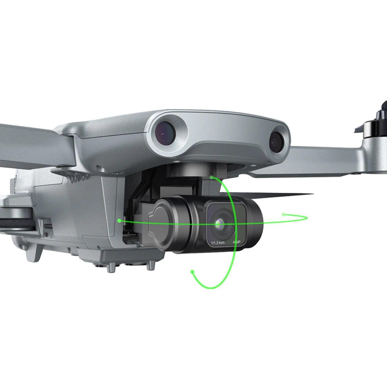 Hubsan Drone ZINO Mini PRO 249g GPS 10KM FPV 4K 30fps Camera 3-Axis Gimbal RC Quadcopter Discounts Code: LF15AS5OAPT5 5