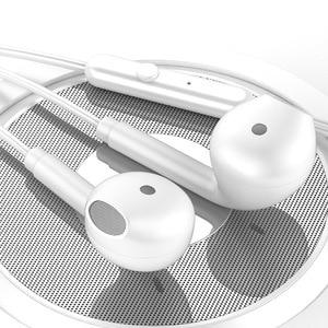 Проводные наушники Macaron ярких цветов, стерео игровая гарнитура с микрофоном, музыкальные наушники для Samsung iphone для Xiaomi Huawei