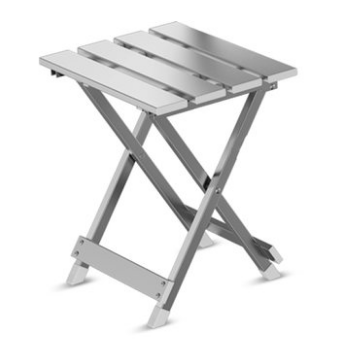 Folding table stall outdoor folding table home simple folding dining table chair portable push small table