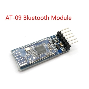 Image 2 - AT 09 Android IOS BLE 4.0 Bluetooth Module For Arduino CC2540 CC2541 Serial Wireless Module Compatible HM 10