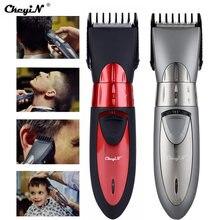 Ckeyin профессиональный электрический триммер для волос Мужская