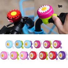 Bicycle Bell Horns Cycling-Ring-Alarm Bike Daisy-Flower Alloy-Plastics Funny Girls Kids