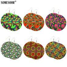 Somesoor смешанные 6 упаковок оптовая продажа круглые подвески