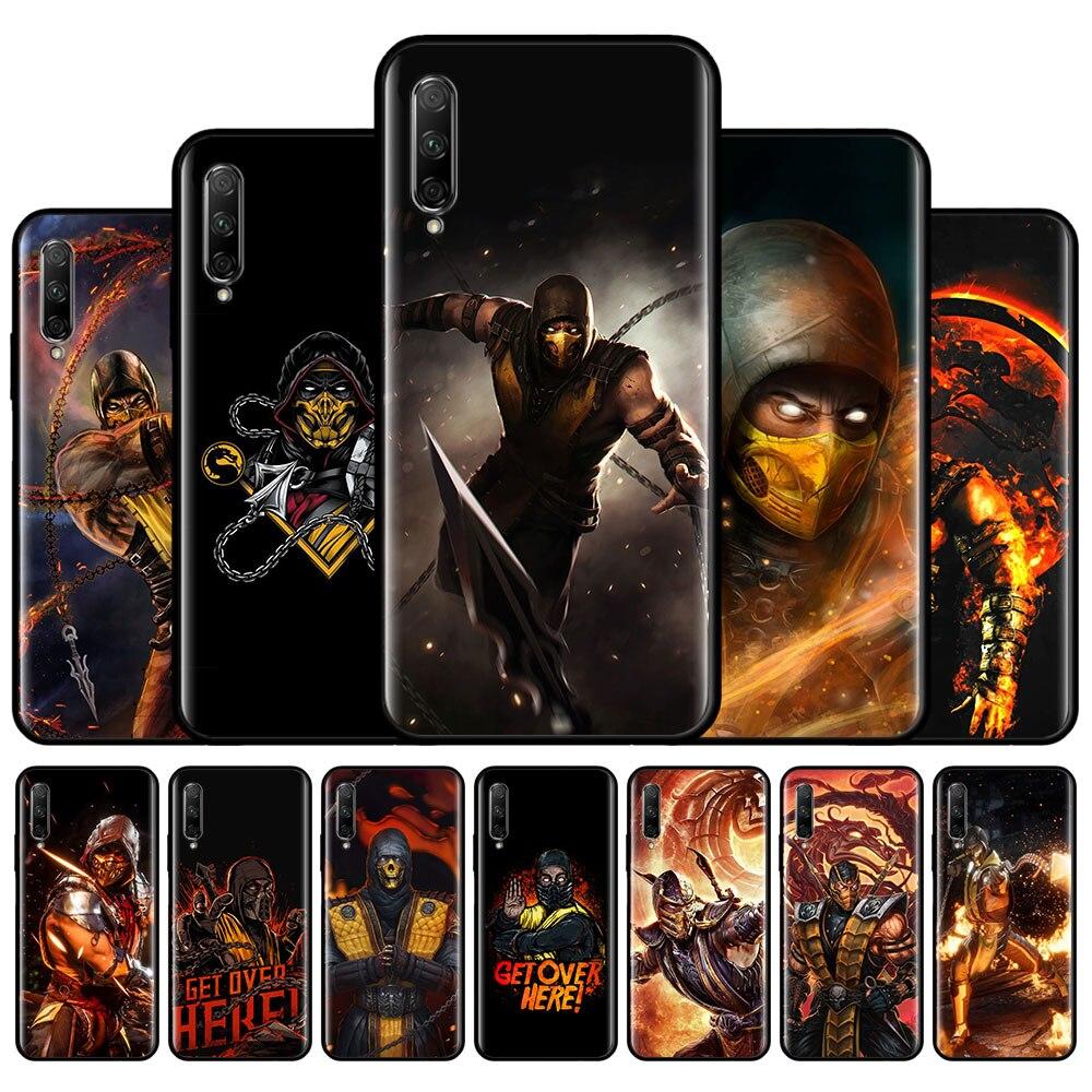 Silikon Telefon Fall Für Huawei Ehre 8X 9X 10 Lite 20 30 Pro 20 S Spielen 9A 4T Pro 8A 2020 Shell Abdeckung