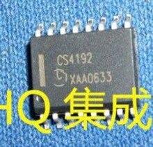 100% new original CS4192 CS4192XDWFR16G CS4192XDWF16G SOP16  Free Shipping