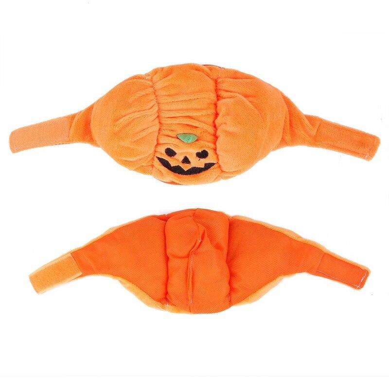 Купить рождество хэллоуин для домашней собаки кошка тыква шляпа нарядный