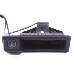 Adecuado para coche especial Baoma para uso especial alta definición vista trasera manija de imagen inversa vista trasera a bordo de la cámara