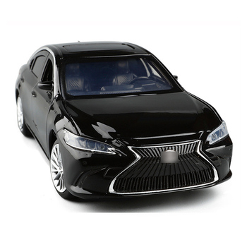 New Arrival 2020 1/32 High Simulation ES300 Luxury Diecast Model Car Toys With Sound Light Car Gifts Collection V129