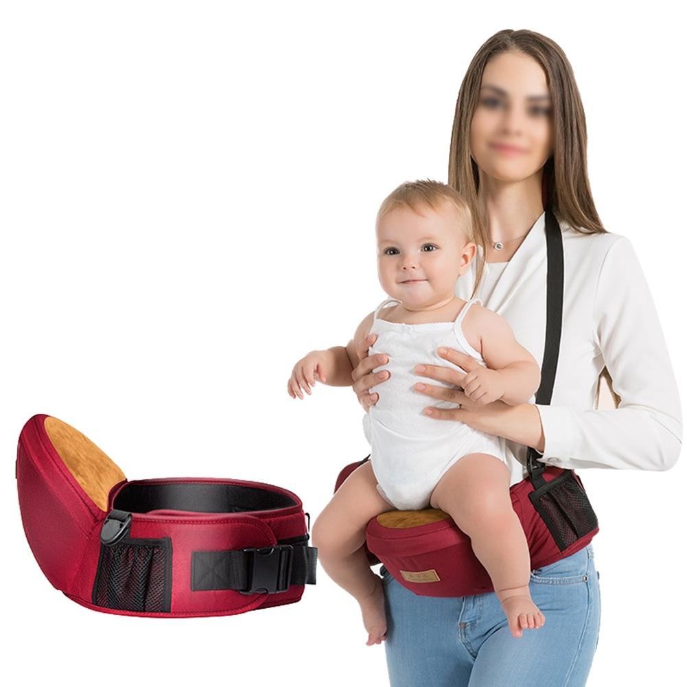 2020 HOT Baby Carrier Toddler Newborn Baby Sling Hold Belt Backpack Infant Hip Seat