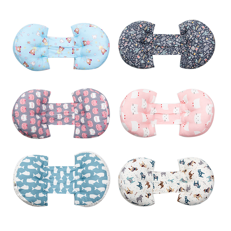 U тип для беременных женщин Подушка для сна Талия Подушка для поддержки живота Мягкая Подушка для беременных и кормящих боковые шпалы