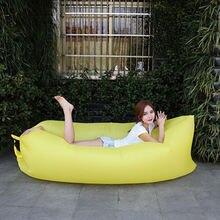 Кемпинг надувной шезлонг воздушный диван портативный водонепроницаемый