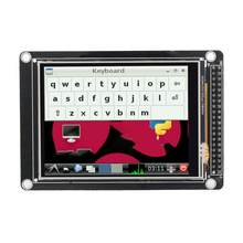 Touch Screen Panel 3,2 zoll 320x240 TFT LCD Touchscreen mit TF Karte Slot für Arduino Mega 2560 r3(China)