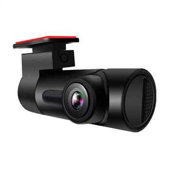 170 Degree Wide Angle 1080P Wifi Car Dvr Camera Video Recorder Dash Cam Driving Recorder Vehicle Recorder image