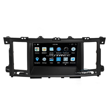2 din Android Tesla AutoRadio For Infiniti QX80 2013-2017 Car GPS Navigation Multimedia Head Unit No DVD Tape Recorder image
