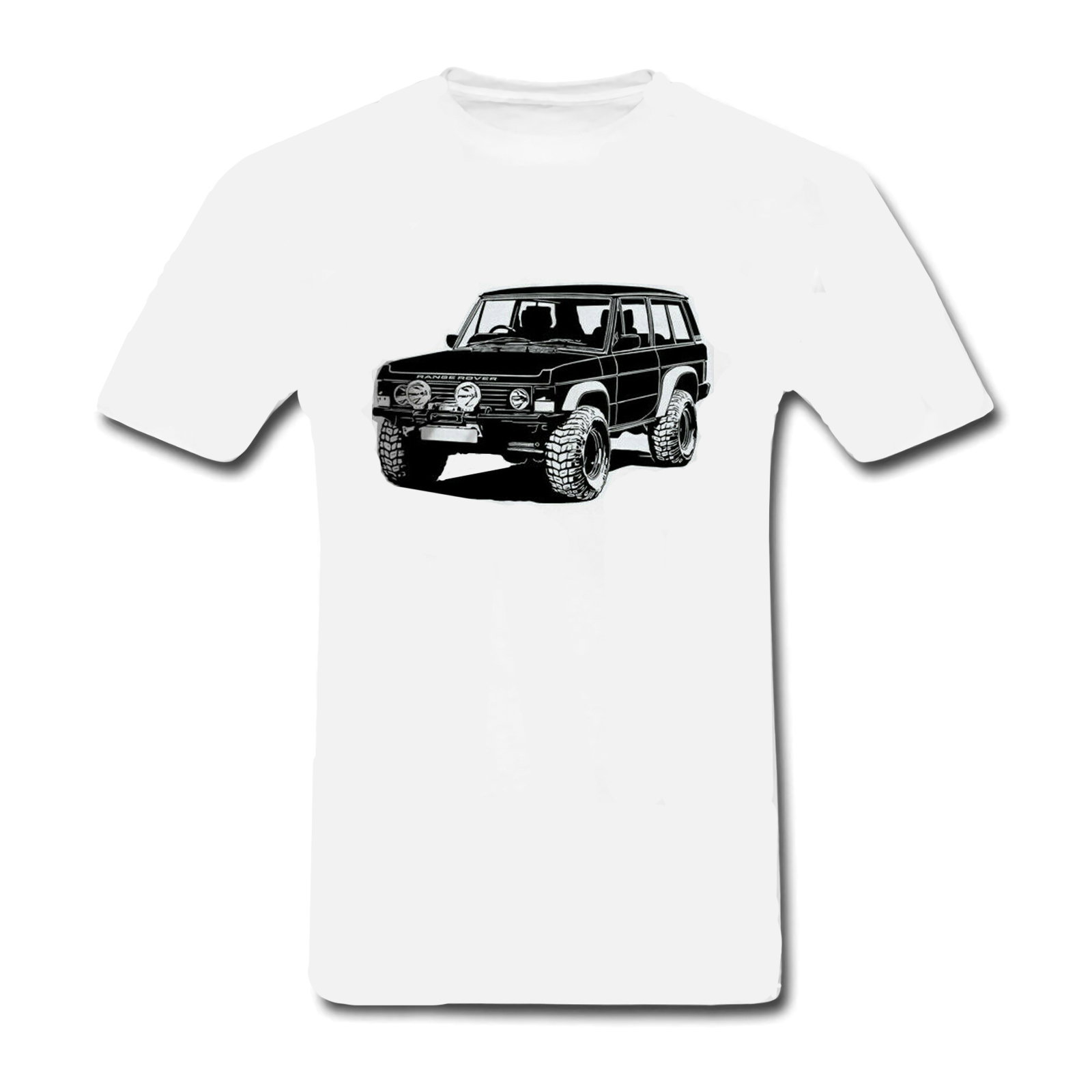 Land Shirt For Men Rover Range Rover Off Road Classic 3