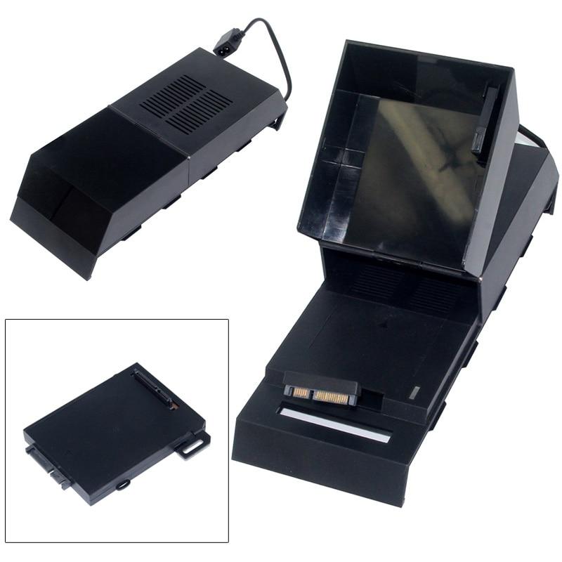 Data Bank Box 2TB Storage internal memory Capacity Hard Drive External Box for PS4 Playstation 4 Game all 3.5 2.5 hard drives